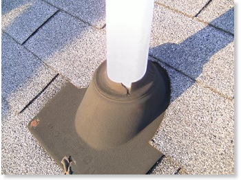 Roof Pipe Collars Gone Bad? Three solutions to consider.